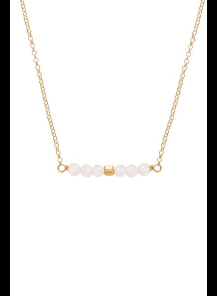 Enewton Design Quartz Bead Necklace
