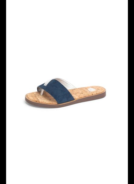Yellowbox Shoes Metallic Strap Sandal