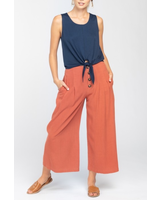 Everly Wideleg Cropped Pant