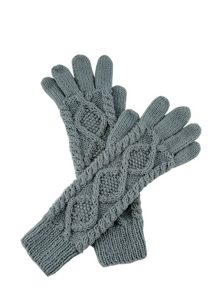 San Diego Hat Company San Diego Hat Cable Knit Gloves