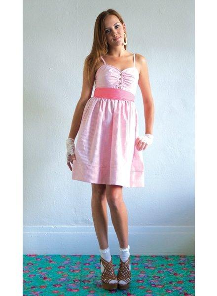 Roberta Oaks Roberta Oaks Joe Pink Dress