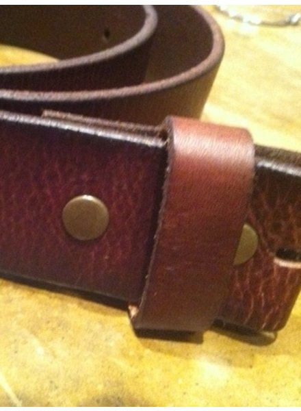 Starr Luna Starr Luna Brown Belt Strap (strap only, no buckle)
