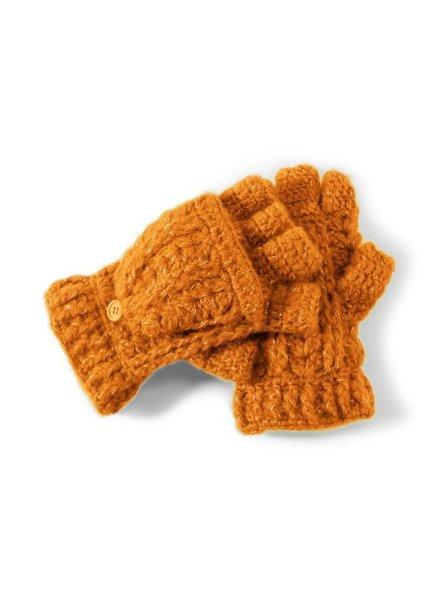 San Diego Hat Company SDH Women's Fingerless Gloves - Orange