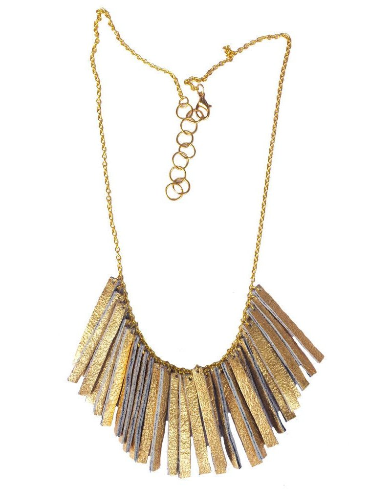 Flocktails Flocktails Donna Necklace - Gold