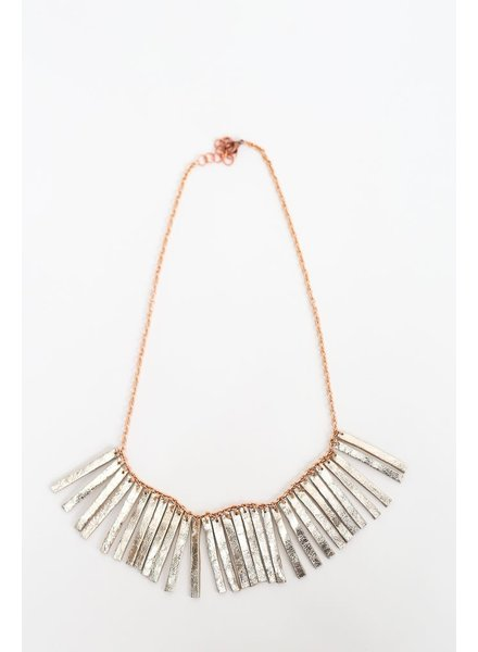 Flocktails Flocktails Donna Necklace - Rose Gold