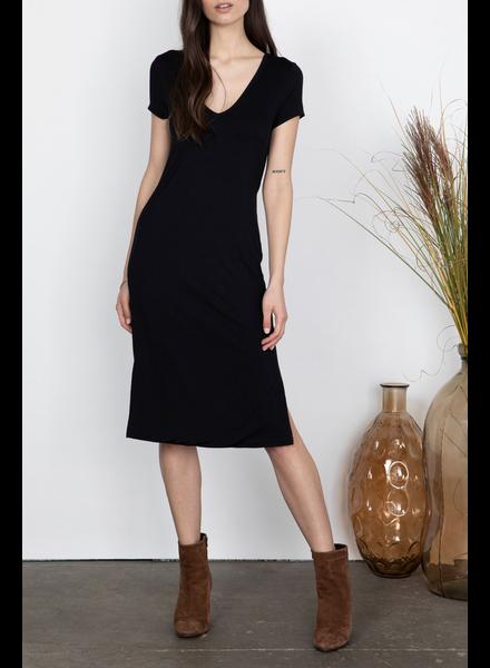Gentle Fawn Soft midi dress