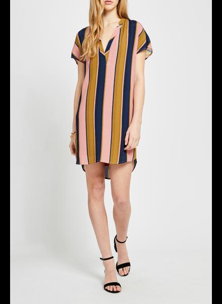 Gentle Fawn Wide Stripe dress