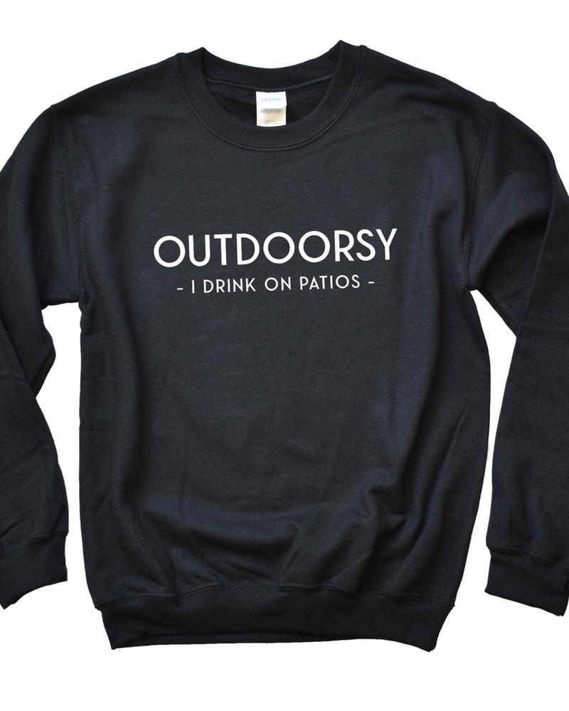 Type A Tees Outdoorsy Sweatshirt