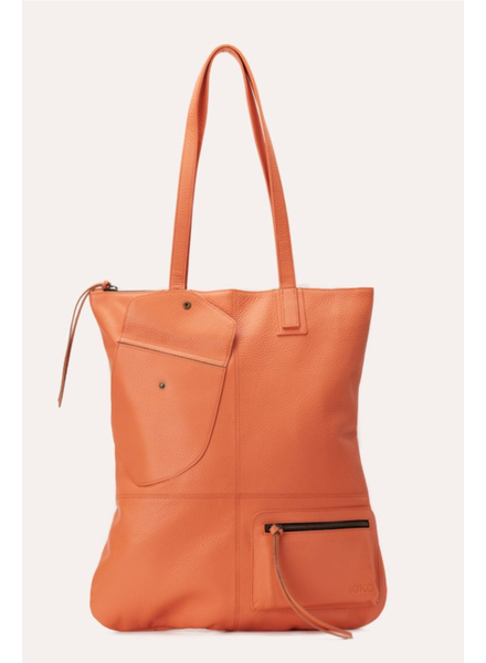 Kiko Leather Large Leather Tote