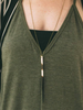 Crafts & Love Porcupine Necklace