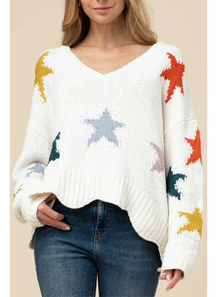 Entro Star Sweater