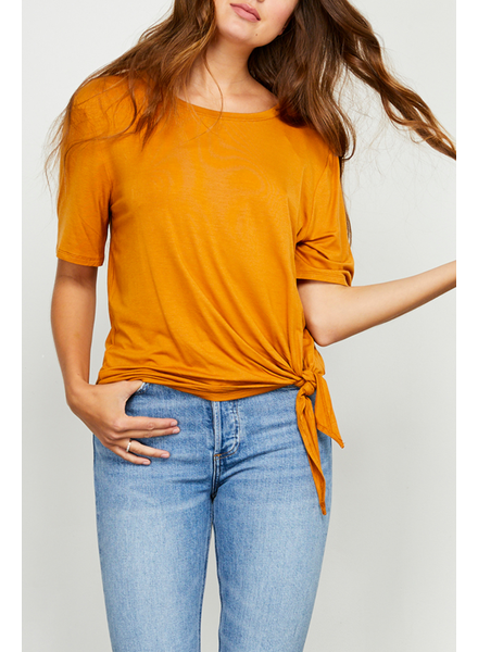 Gentle Fawn Side tie top