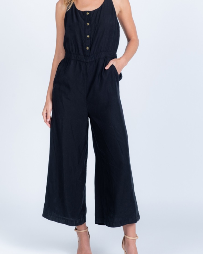 Everly Tie back jumpsuit