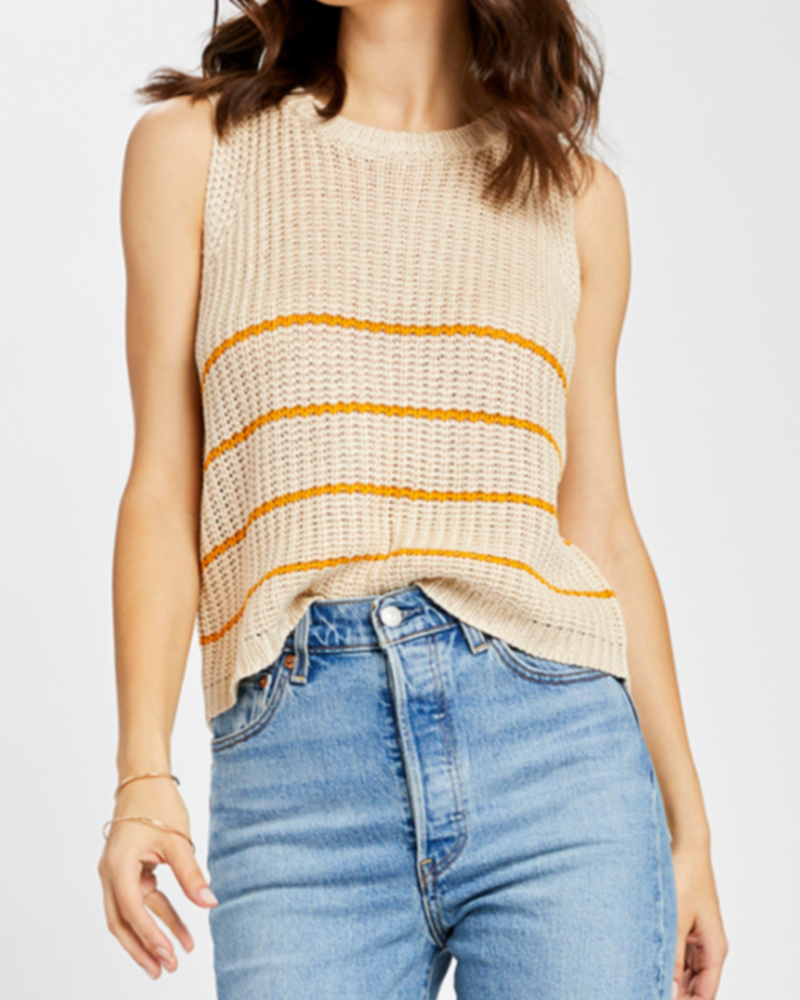 Gentle Fawn Striped sweater tank