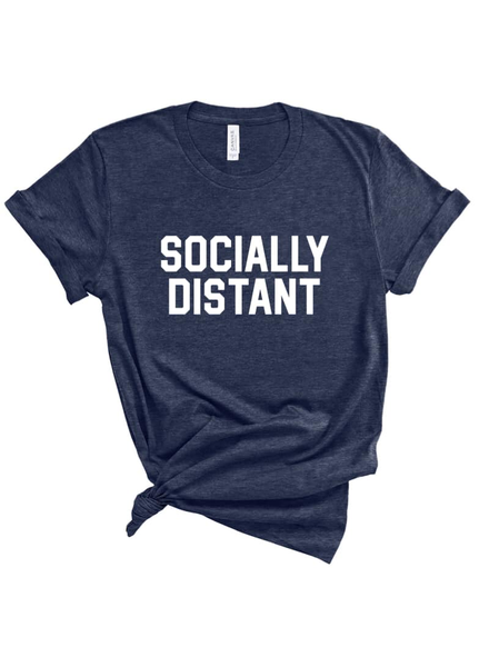 Type A Tees Socially Distant Tee