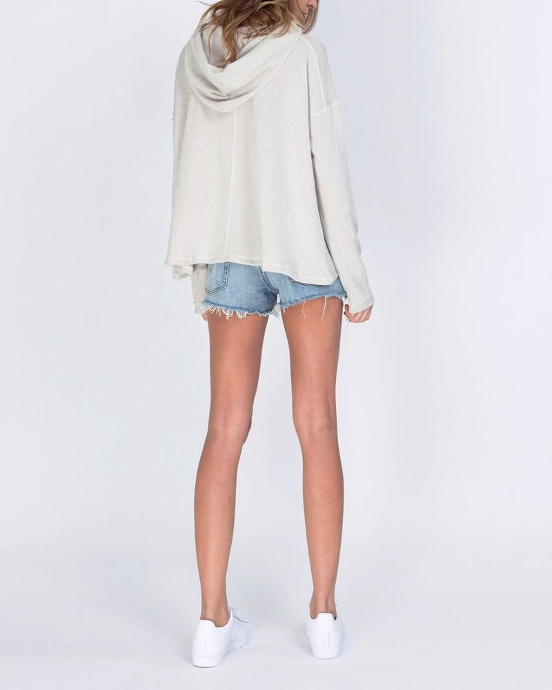 Gentle Fawn Hooded Terry Pullover