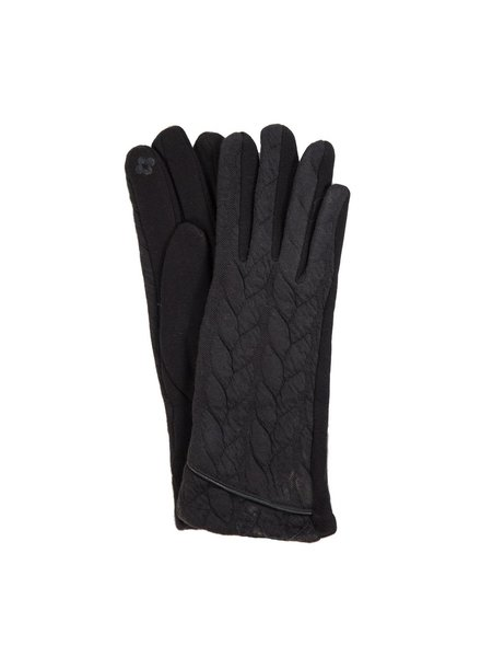 Trend Boutique Black Smart Gloves