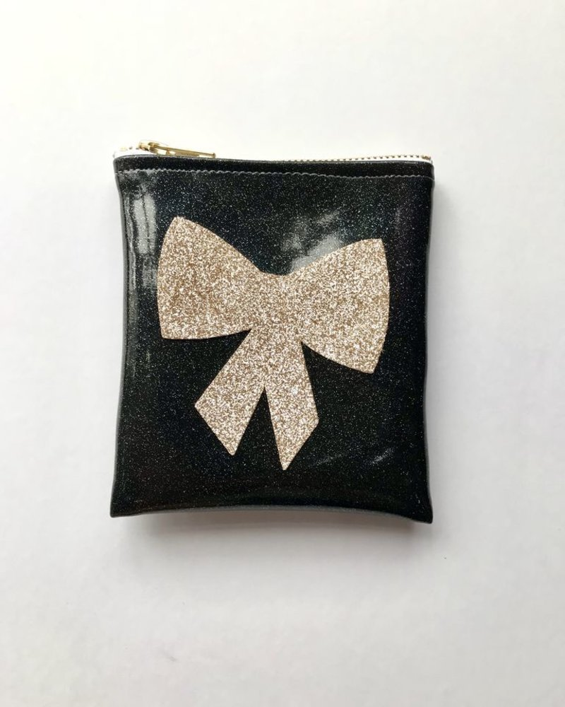 Julie Mollo Mini bow clutch