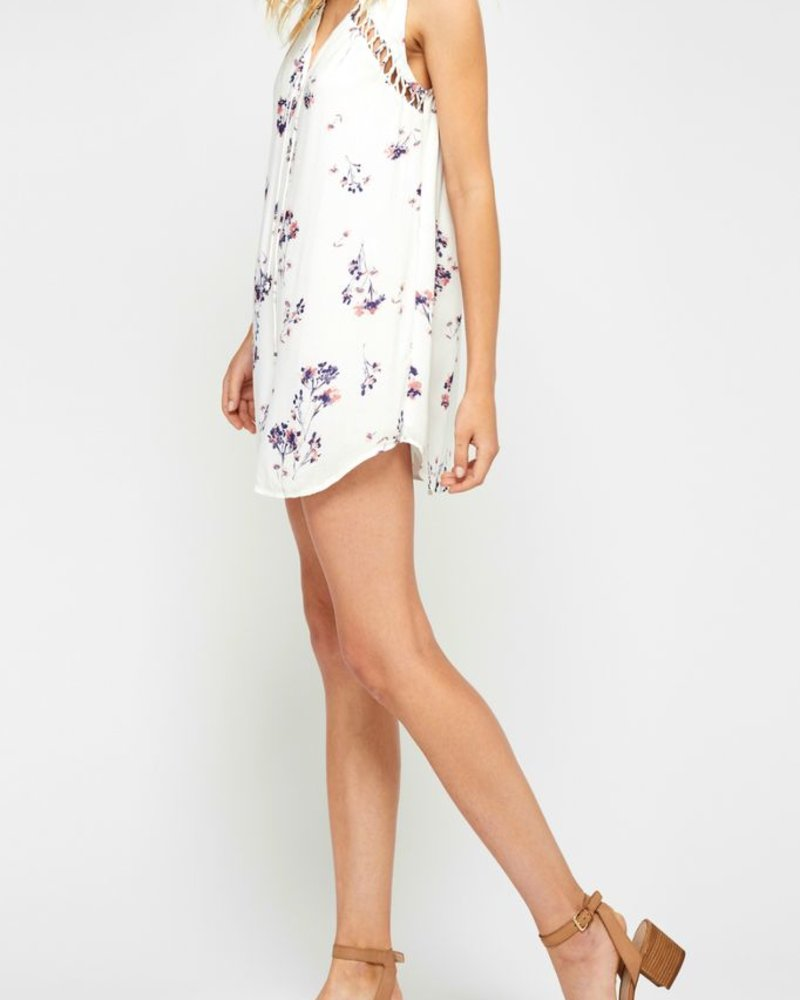 Gentle Fawn Floral print dress