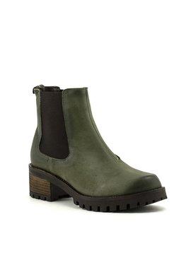 Brusque Brock Chelsea Boot Green