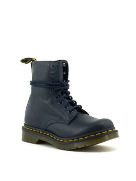 Dr. Martens 1460 Pascal Boot Dress Blue