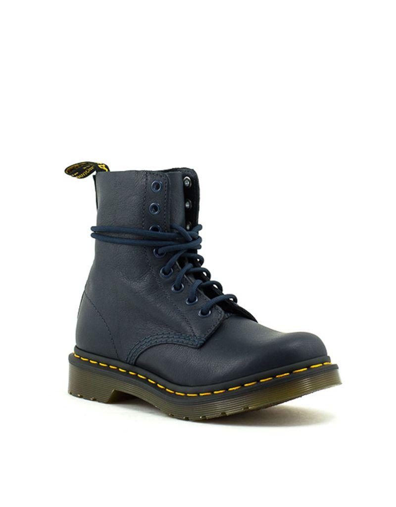 bda91a9ea7f0 Doc Martens Dr. Martens 1460 Pascal Boot Dress Blue