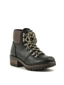 Brusque Belair Boot Black