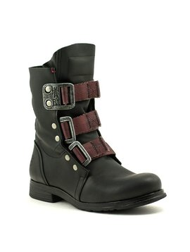 Fly Stif Heritage Boot Black