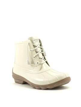 Sperry Syren Gulf Rubber Boot Cream