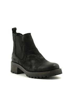 Apple Of Eden Monika Chelsea Boot Black