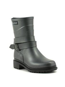 Aigle Macadames Mid Rain Boot Metallic