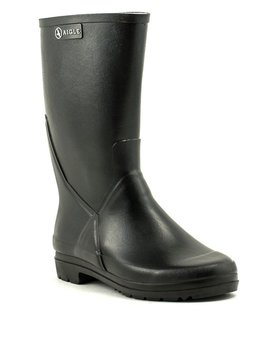 Aigle Botano Lady Rain Boot Black