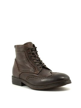 Men's Hudson London Anderson Boot Brown