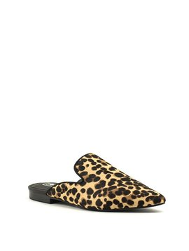 Sol Sana Willow Loafer Leopard Pony