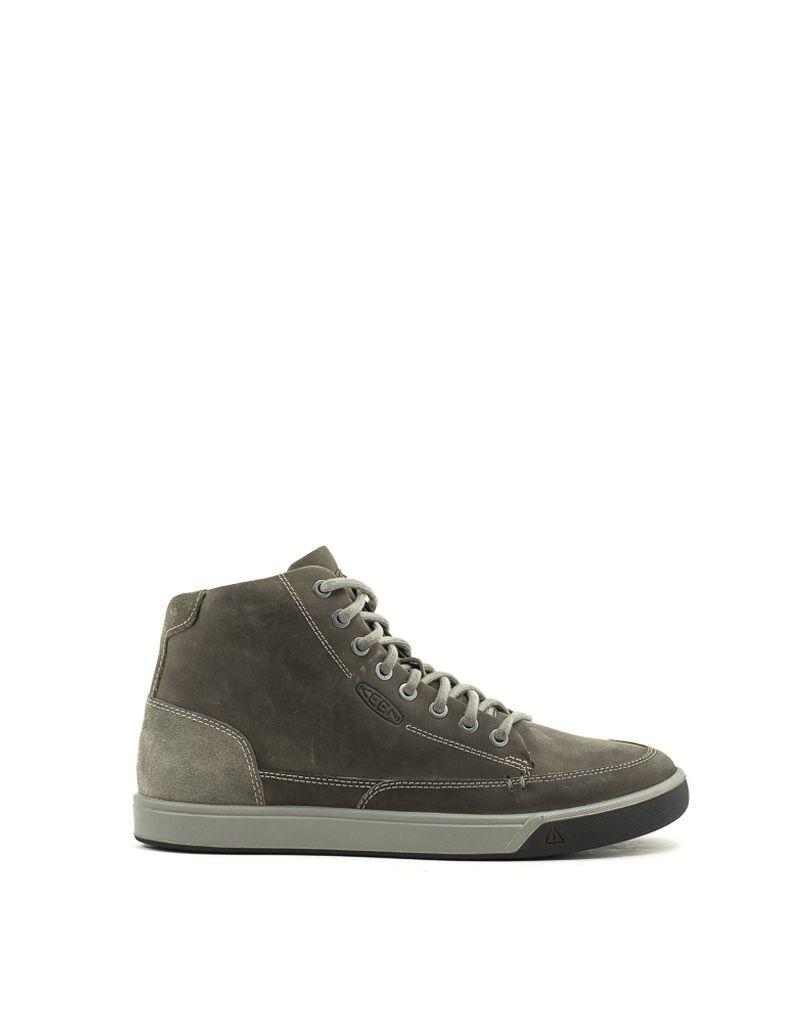3e7bfcaeae9 Keen Men's Keen Glenhaven Sneaker Mid Steel Grey/Magnet