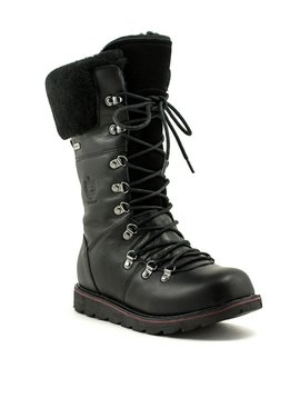 Royal Canadian Louise Boot Triple Black