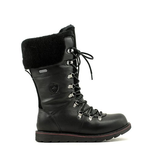 Royal Canadian Royal Canadian Louise Boot Triple Black
