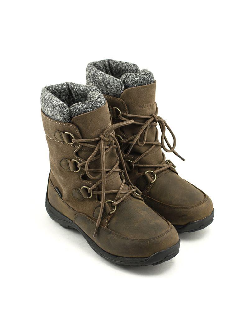 Baffin Baffin Aspen Winter Boot Taupe/Dk Brown