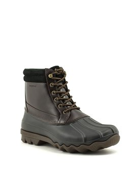 Sperry Brewster Boot Blk/Amaretto
