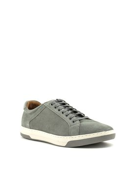 Johnston & Murphy Fenton Lace To Toe Shoe Grey