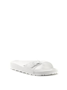 Birkenstock Madrid EVA Sandal Narrow Width White