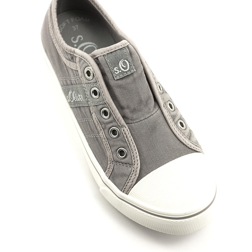 s.Oliver s.Oliver 5-24635-22-210 Sneaker Light Grey