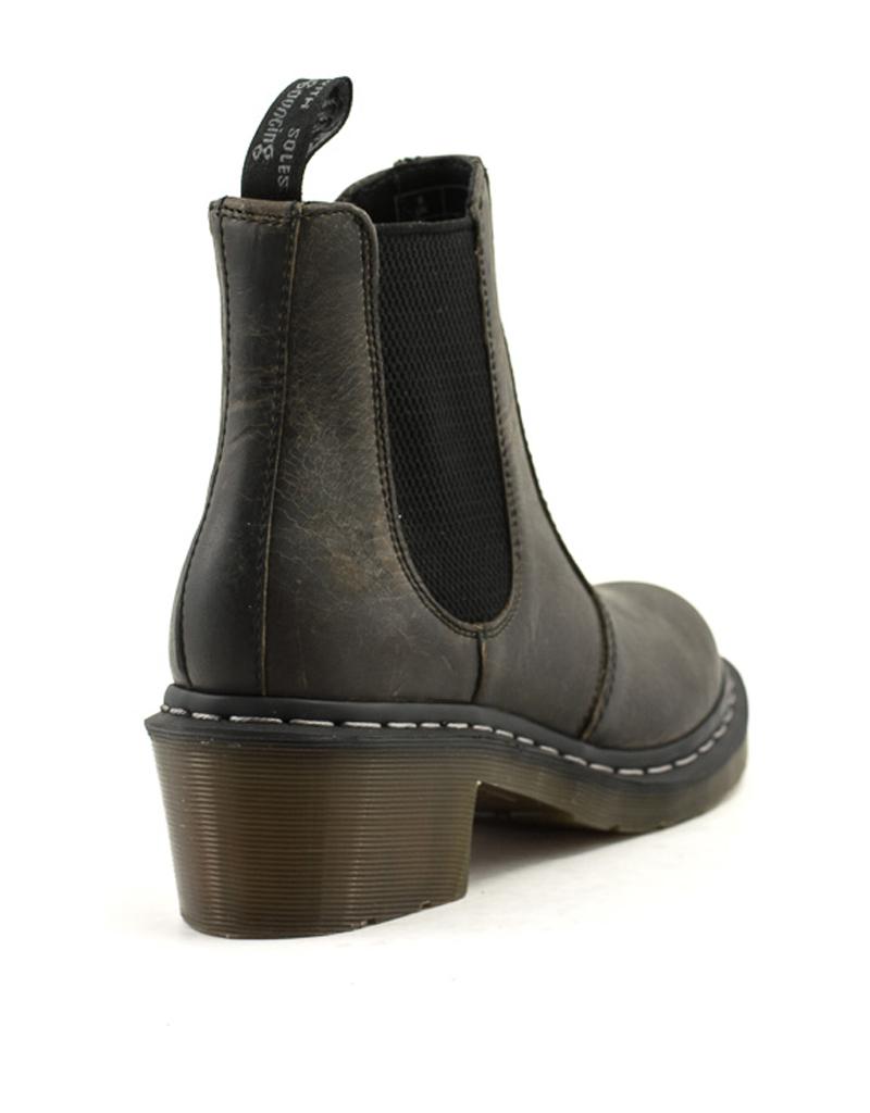 dr martens cadence chelsea boot black greenland at shoe. Black Bedroom Furniture Sets. Home Design Ideas