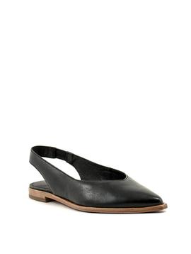 Frye Kenzie Slingback Shoe Black