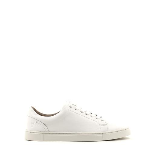 Frye Frye Ivy Low Lace Sneaker White