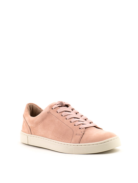 Frye Ivy Low Lace Sneaker Blush
