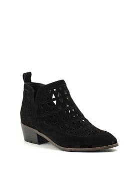 Cecelia New York Catherine Boot Black