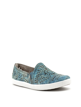 Earth Tayberry Sneaker Denim/Bl Jeans Print