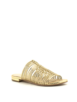 Cecelia New York Sienna Sandal Gold