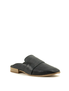 Free People At Ease Loafer Black Leather